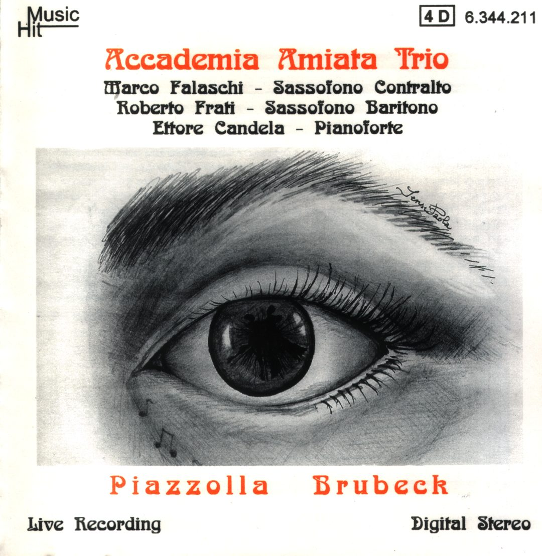 Piazzolla & Brubeck