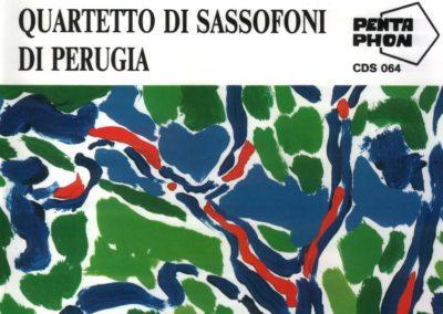 Quartetto di Sassofoni di Perugia